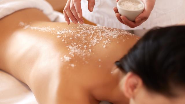 Gommage plus massage