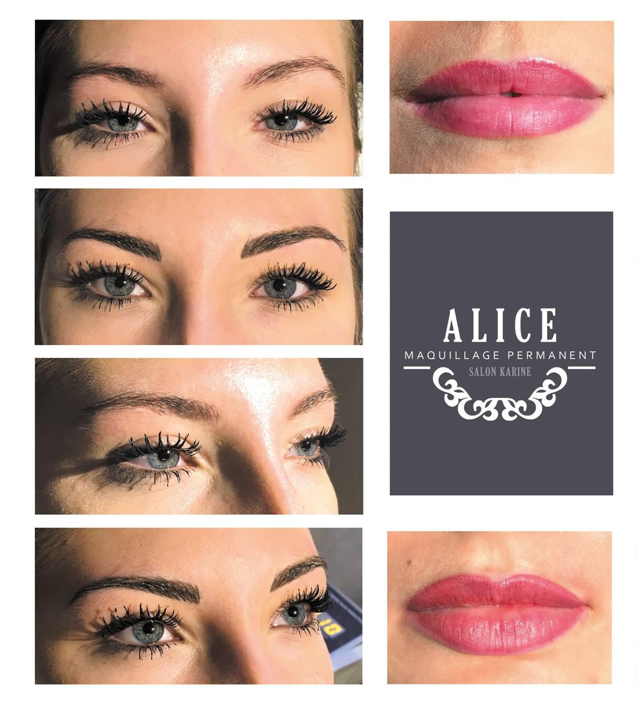 Maquillage Permanent à Aix En Provence Salon Karine