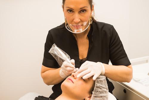 maquillage permanent aix en provence salon karine